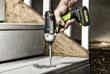 Rockwell 16V Impact Driver is great for deck building.